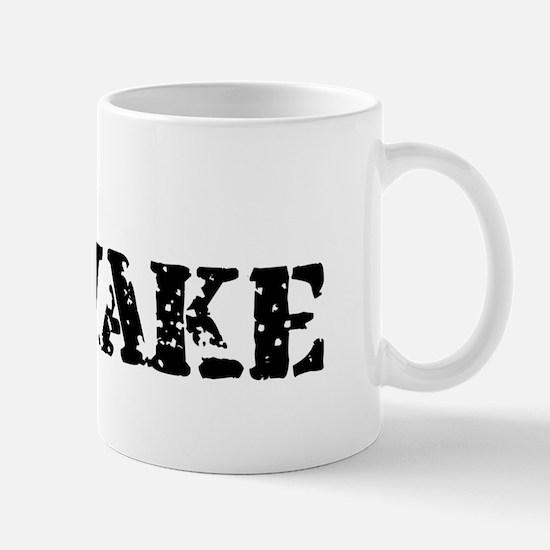 Anarchy Awake Mug