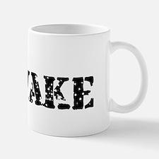 Anarchy Awake Small Small Mug