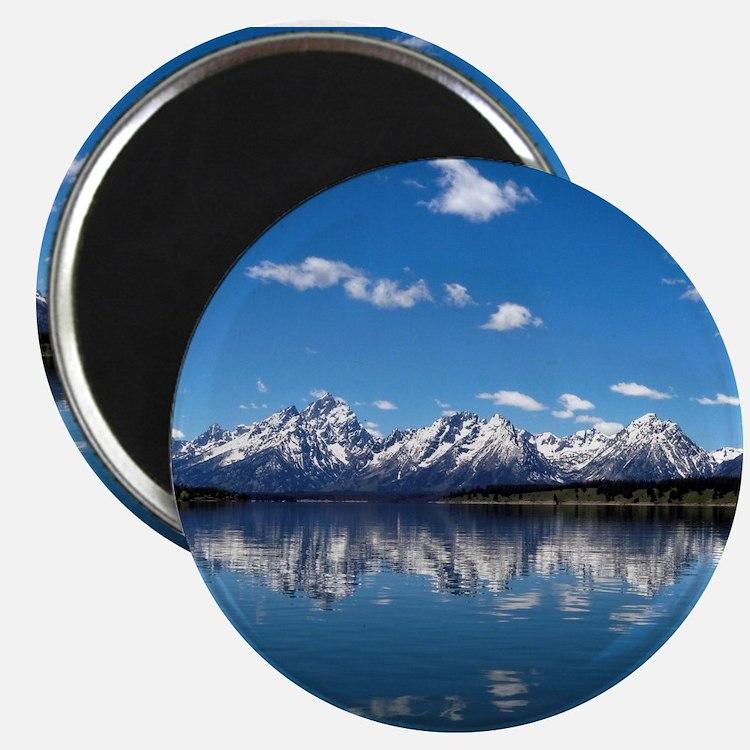 GRAND TETON - JACKSON LAKE Magnets