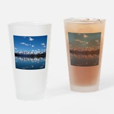 GRAND TETON - JACKSON LAKE Drinking Glass