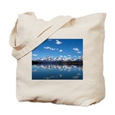 GRAND TETON - JACKSON LAKE Tote Bag