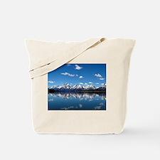 GRAND TETON - JACKSON LAKE Tote Bag