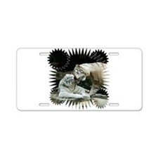 Kiss love and joy White Bengal Tigers 3 Aluminum L