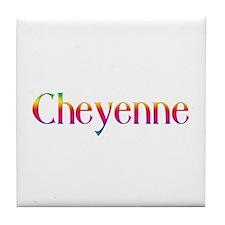 Cheyenne Tile Coaster
