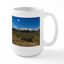 Grand Teton Scenic View Mugs