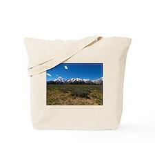 Grand Teton Scenic View Tote Bag