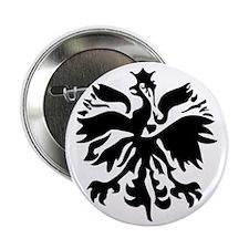 """Polish Eagle 2.25"""" Button (100 pack)"""