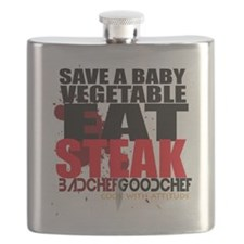Save A Vegetable Flask