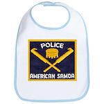 Samoa Police Bib