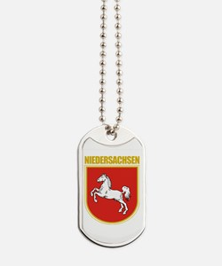 Niedersachsen (Lower Saxony).png Dog Tags