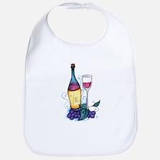 Wine Lover's Vino Baby Bib