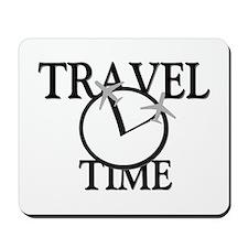 Travel Time Mousepad