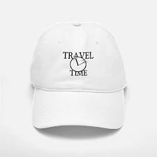 Travel Time Baseball Baseball Cap