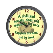 CivilizedSocietyClock.png Wall Clock