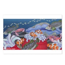 Funny Airbrush Postcards (Package of 8)