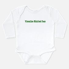 whirledpeas.jpg Long Sleeve Infant Bodysuit