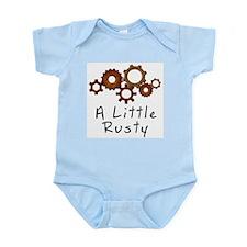 rusty.png Infant Bodysuit