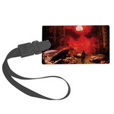 Apocalypse Luggage Tag