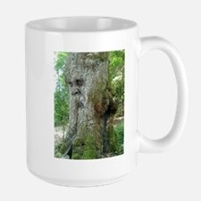Laughing Green Man Mugs