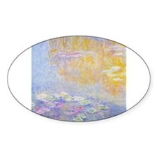 Monet Water Lilies 7 Decal
