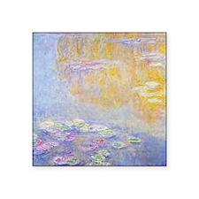 Monet Water Lilies 7 Sticker