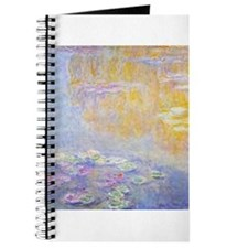 Monet Water Lilies 7 Journal