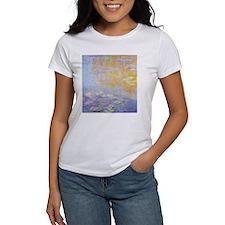 Monet Water Lilies 7 T-Shirt