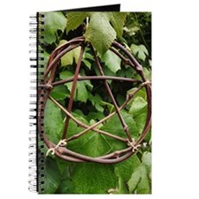 Grapevine Pentacle Journal