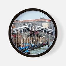 Cute Venice Wall Clock