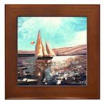 Full Sail Framed Tile