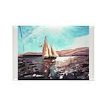 Full Sail Rectangle Magnet (100 pack)