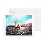 Full Sail Invitation Cards (Pk of 10)