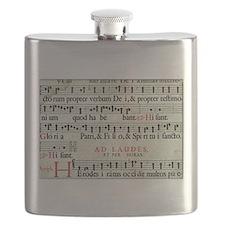 Music Manuscript Flask