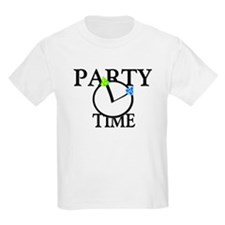 Party Time Kids T-Shirt