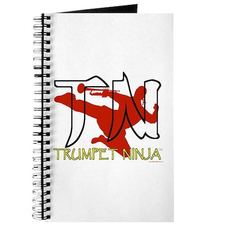 Trumpet Ninja Journal