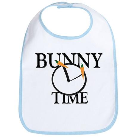 Bunny Time Bib