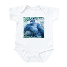 Silverback Gorilla Infant Bodysuit