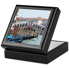 Cute Gondola Keepsake Box