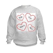 Love & Hearts Sweatshirt