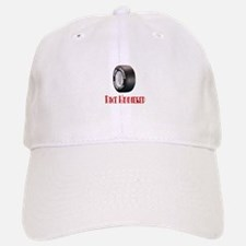 Hammered Racing Tires Baseball Baseball Cap