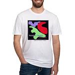Fine Art Fitted T-Shirt