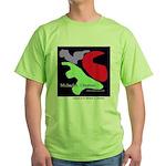 Fine Art Green T-Shirt