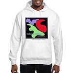 Fine Art Hooded Sweatshirt