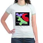 Fine Art Jr. Ringer T-Shirt