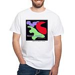 Fine Art White T-Shirt