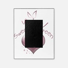 Sweet Sixteen Pink Heart Picture Frame