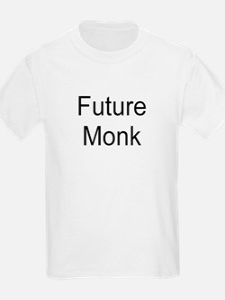 Future Monk Kids T-Shirt