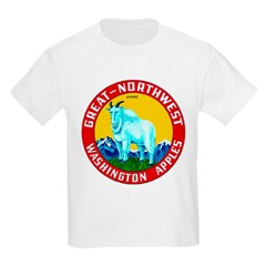 Great-Northwest Brand Kids T-Shirt