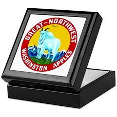 Great-Northwest Brand Keepsake Box