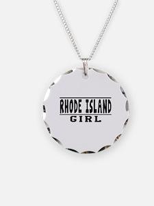 Rhode Island Girl Designs Necklace